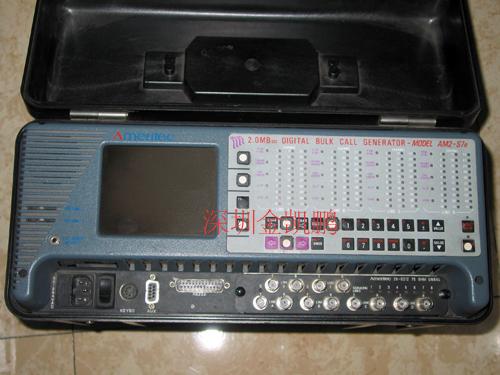 被测交换机的连接也通过现场安装模块上的连接器实现