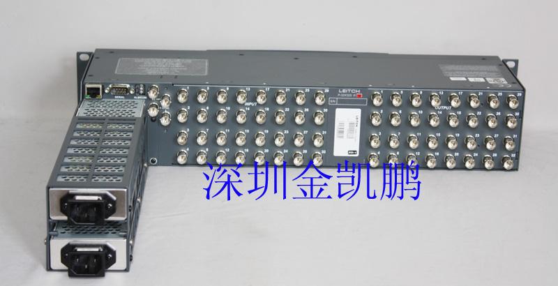 华为话务台_PANACEA 视频矩阵 P32X32SRIE LEITCH